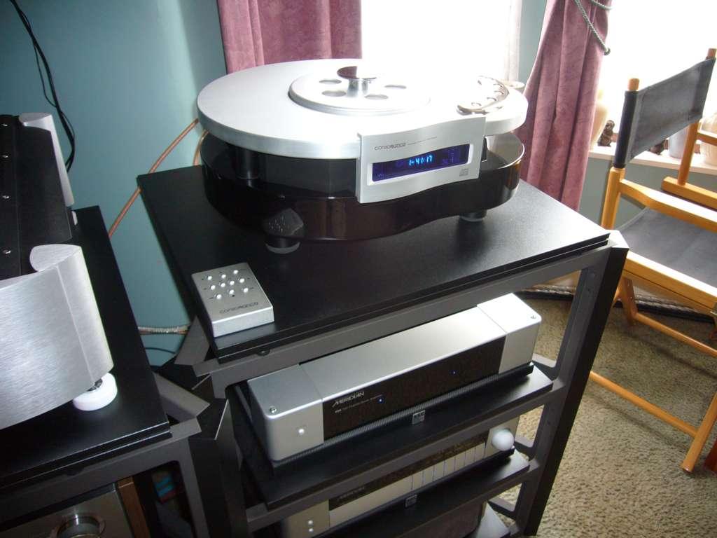 magnifique lecteur cd audiophile opera consonance mini droplet cdp 3 1 linear ebay. Black Bedroom Furniture Sets. Home Design Ideas