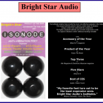 BRIGHT STAR AUDIO ISONODES.... 'squidgy wonders from America'