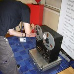 Copyright Adventures in High Fidelity Audio 2011 'Getting the Akai reel to reel set up'