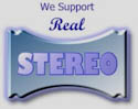We Support the Real Stereo Campaign