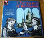 The Dawn of Romance – Songs and music of the early troubadours of Provence.